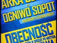 Rugby: o 15:30 z Ogniwem w Gdyni!