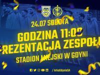 Prezentacja drużyny w sobotę na Stadionie Miejskim