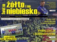 """3 numer magazynu """"Świat Na Żółto i Na Niebiesko"""" już w sprzedaży."""