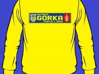 """Żółte bluzy """"Górka"""" cegiełką na letni turniej plażowy"""