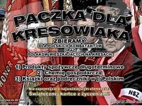 VI Paczka dla Kresowiaka 2016 - zbiórka przedłużona do 06.01.2017r