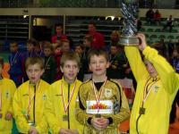 Arka 2002 wygrała Kaszub Cup!
