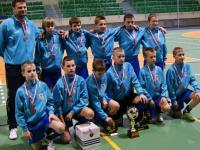 U-12: 3. miejsce Arki w Elbląg Cup
