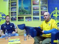 Spotkanie międzypokoleniowe z Grzegorzem Wittem