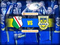 Superpuchar Polski: Legia - Arka 14 lipca w Warszawie