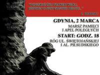 II Gdyński Marsz Pamięci Żołnierzy Wyklętych