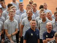 Kadra Arki na mecz z MKS-em Kluczbork