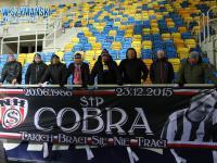 Trybuny: ARKA vs Korona Kielce