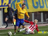 Arka - Cracovia: head to head