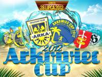 Arkowiec CUP 2012 - sobota, 28. lipca, gdyńska plaża!