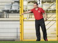 Trener Mandrysz przed meczem z Arką