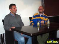 Relacja ze spotkania z Grzegorzem Nicińskim - ArkowcyTV
