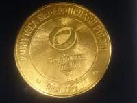 Ostatnie godziny! Wylicytuj złoty medal za Superpuchar Polski 2017