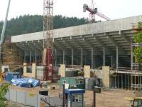 Budowa stadionu: 23 czerwca