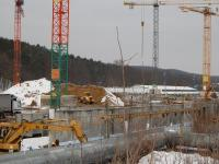 Budowa stadionu: 16 Marca 2010