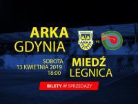 LIVE: Arka Gdynia - Miedź Legnica (relacja radiowa)