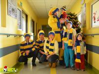 Finał Żółto-Niebieskiego Mikołaja 2012 ciąg dalszy...