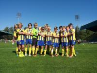 Arka 2004 druga w Silesia Cup