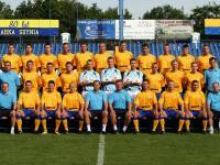 Stan kadry pierwszego zespołu na dzień 10 lipca 2011r.