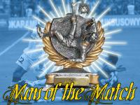 Man of the match: GKS - Arka
