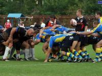Rugby: Arka Gdynia vs Posnania Poznań