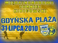 Młoda Arka wygrywa Turniej Kibiców!