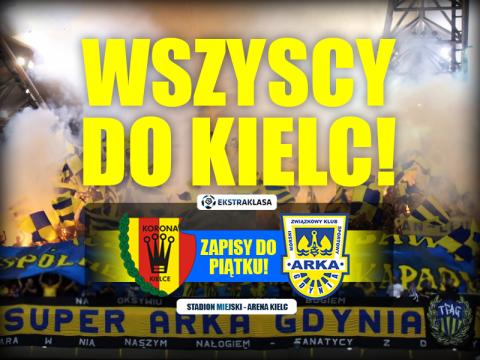 Kurs na Kielce!