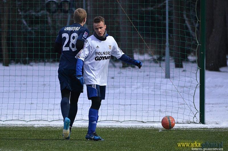 Wiśniewski zakończył testy