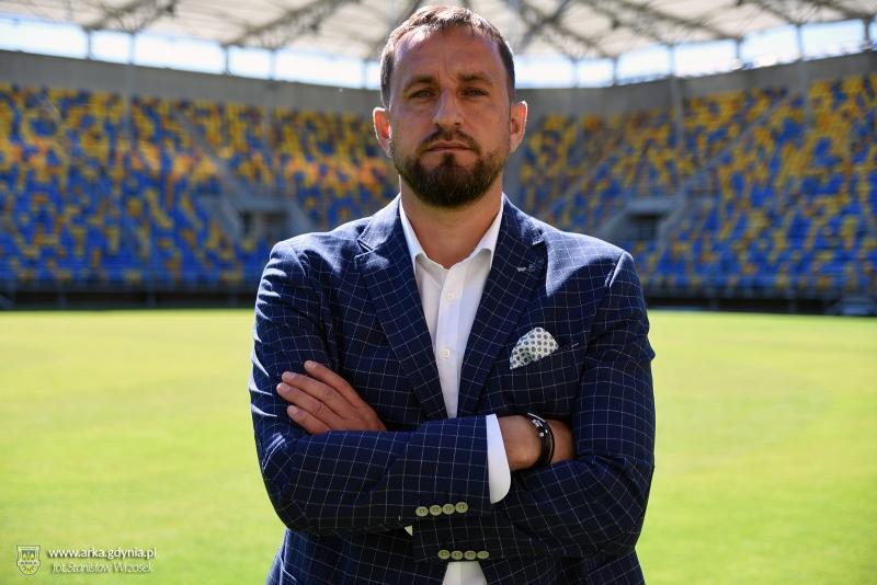 Oficjalnie: Zbigniew Smółka trenerem Arki