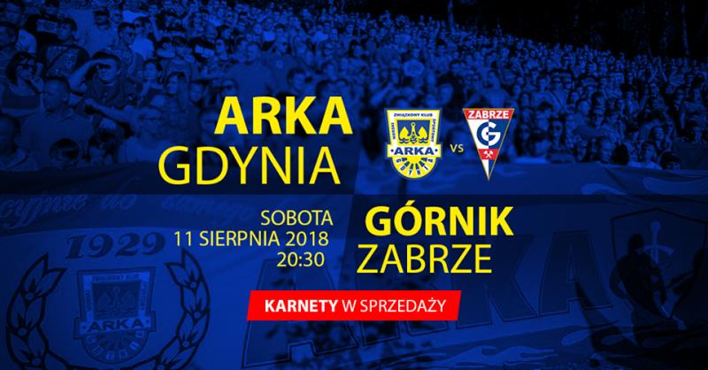 Królestwo za punkty - zapowiedź meczu Arka - Górnik