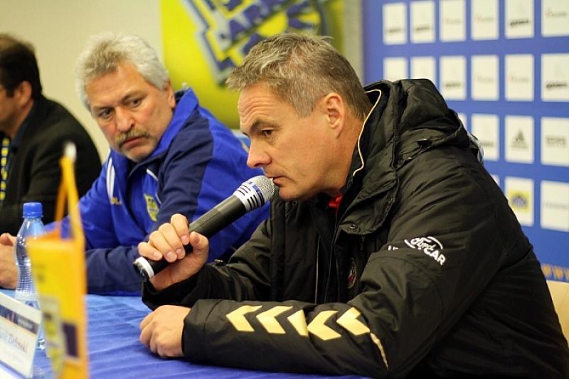 Jacek Zieliński trenerem Arki
