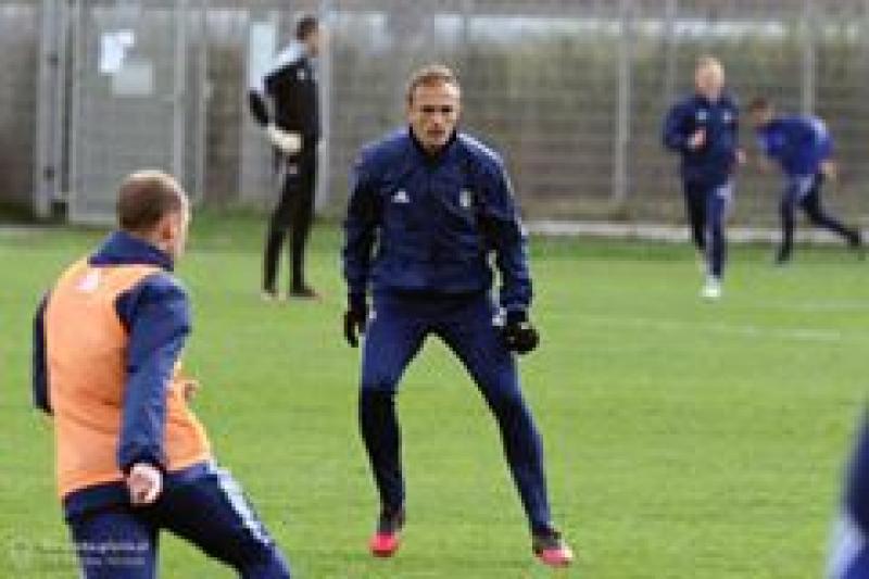 Łukasiewicz i Siemaszko wrócili do treningów