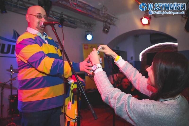 We wtorek zbiórka na Żółto - Niebieskiego Mikołaja!