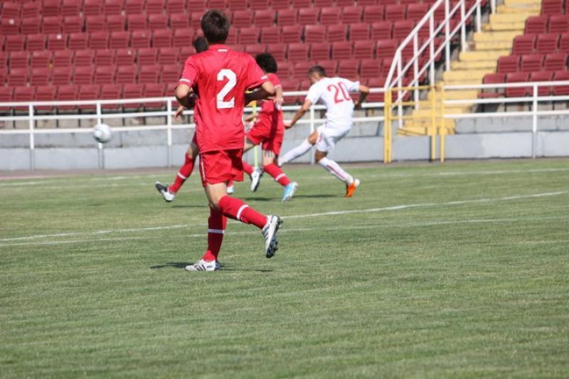 ME U-17: Występ Formelli ze Słowenią