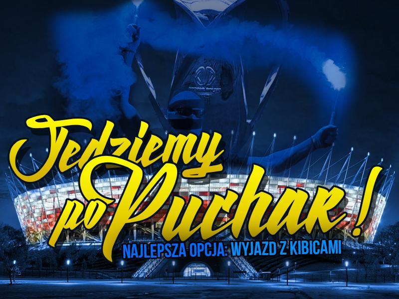 Lech gospodarzem finału Pucharu Polski