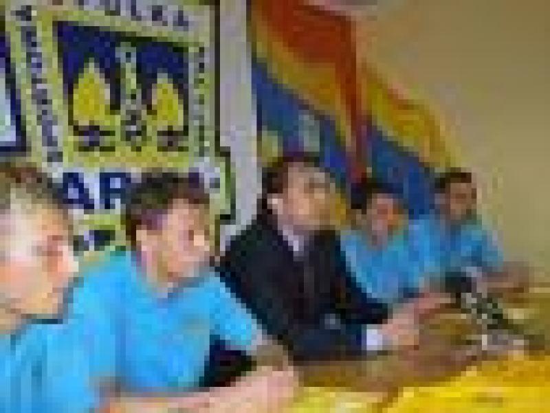 Konferencja przed meczem z Legią